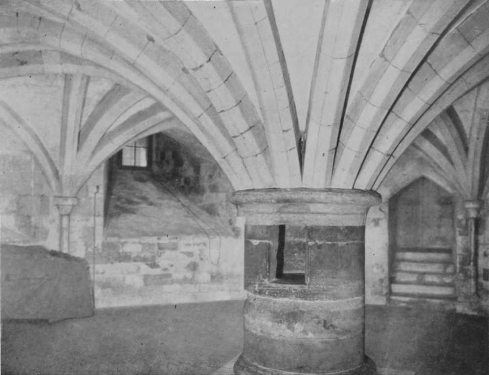 Pyx chapel or Pyx Chamber