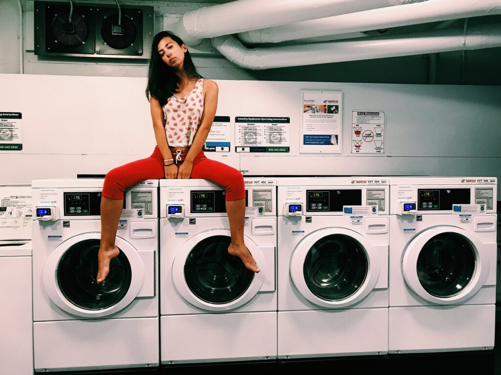 capacity families for washing machines