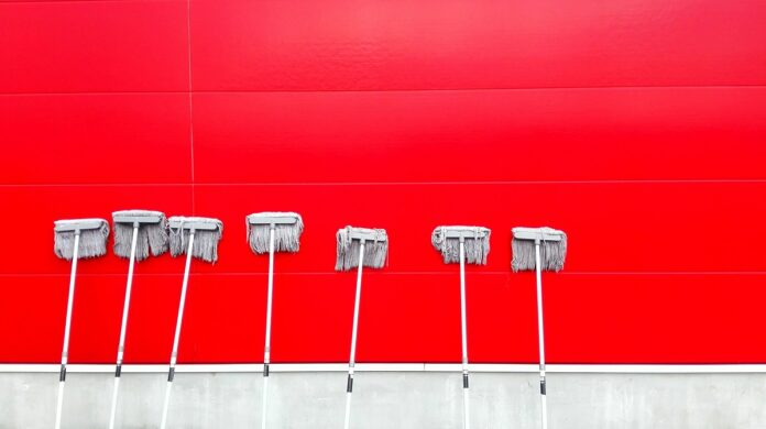 start a cleaning company