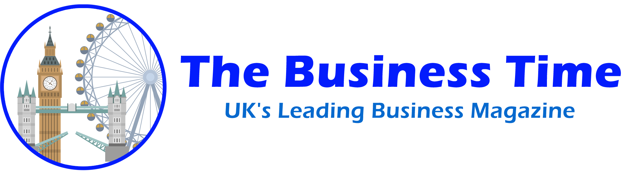 The Business Time Logo