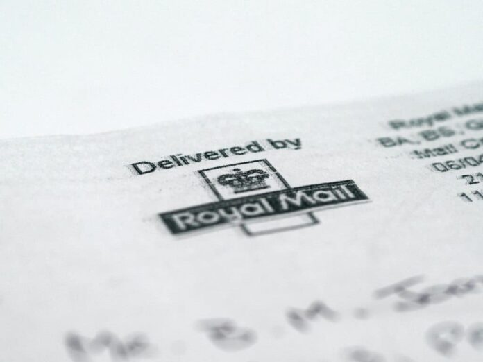 Royal Mail Customs Charge